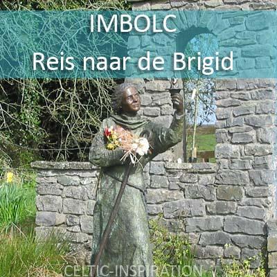 Imbolc Meditatie Download Reis naar Brigid door Celtic Inspiration