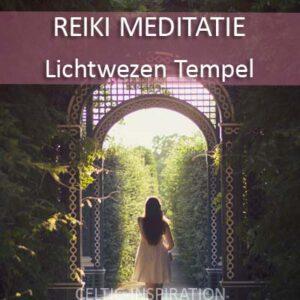 Download Reiki Meditatie Lichtwezen Tempel