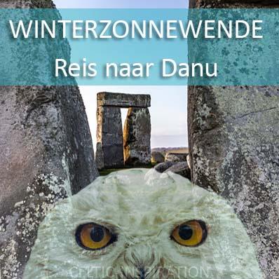 Winterzonnewende Meditatie Download Reis naar Danu