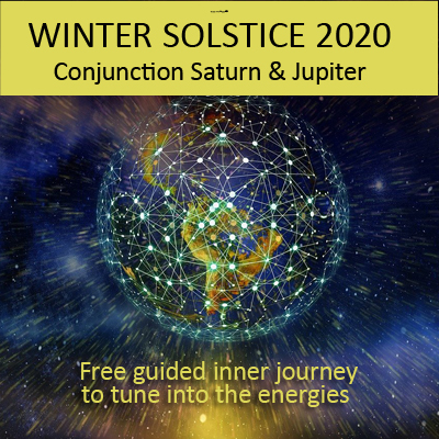 Attune to the energies of Winter Solstice 2020 including the conjunction of Saturn & Jupiter and the indigenous ceremony at Uluru with the intention to RE-INVIGORATE en RE-ENERGISE THE HEART OF MOTHER EARTH WITH PURE LOVE.